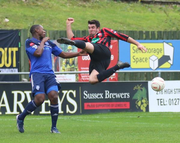 lewes-fc-sam-cole-flying-kick